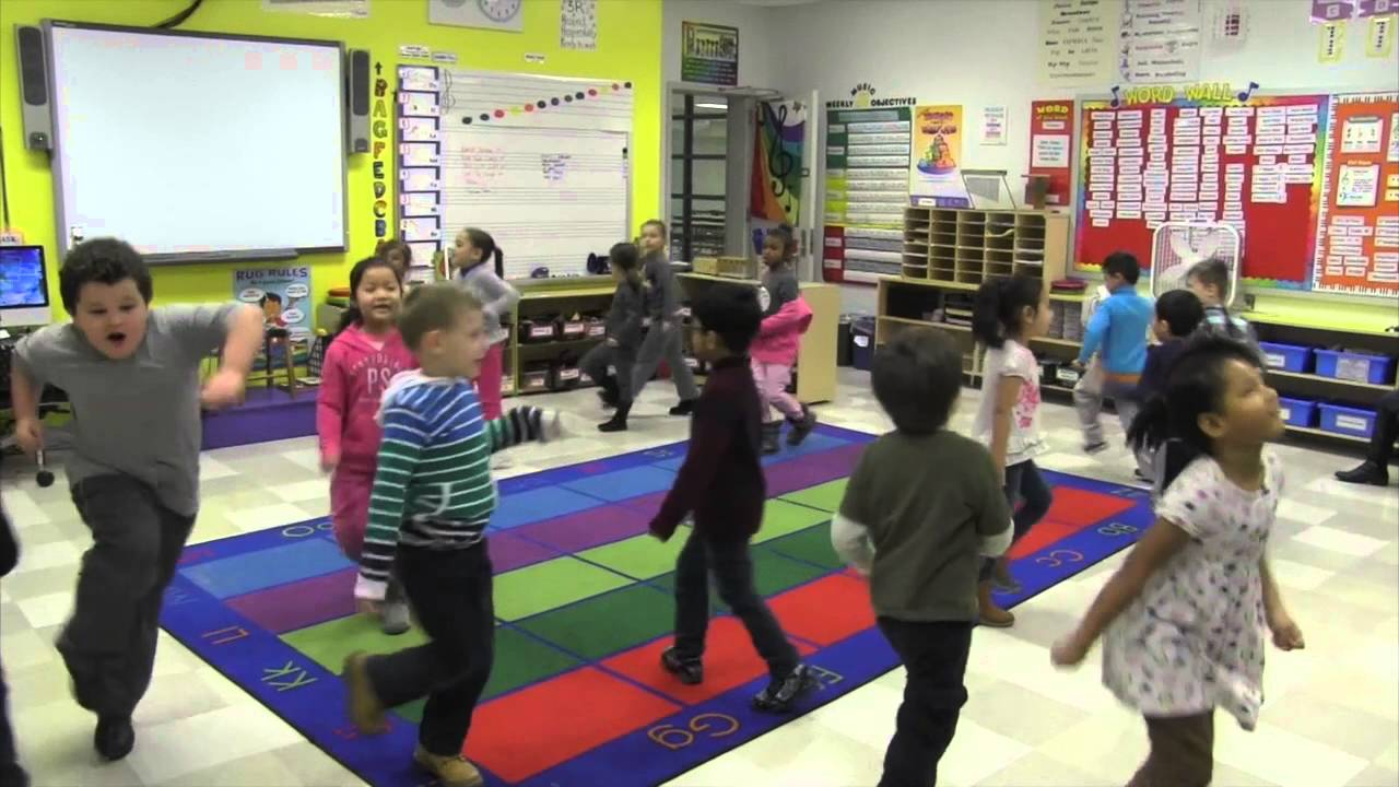 Elementary Classroom Playlist ~ Kindergarten music class at ps youtube