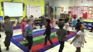 Kindergarten Music Class at PS 51