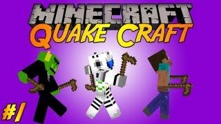 Minecraft: Minigames [Quakecraft] ip in dsc below