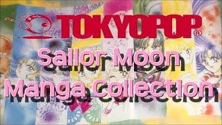 Sailor Moon Tokyopop Manga