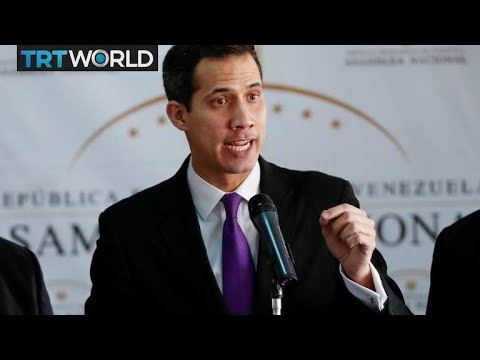 Venezuela on the Edge: Juan Guaido the new face of the opposition