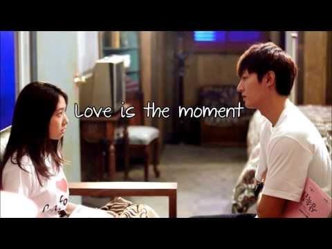 Lee Changmin  Love is the moment Lyrics The Heirs OST - Nhạc Phim Những Người Thừa Kế