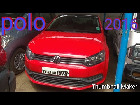 Polo used car | Volkswagen polo used car | polo 2016 model