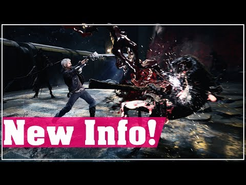 Devil May Cry 5 - More than 3 Playable Characters!? - New Interview thumbnail