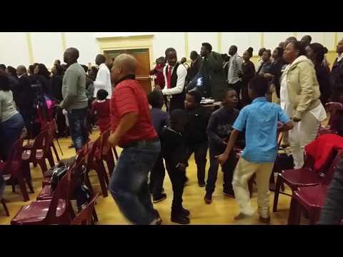 Power of Praise and Worship with Sipho Ngwenya and Donat Kanyinda