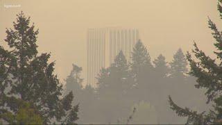 Hazardous air quality and the homeless