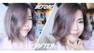 短髮整理可以這麼簡單   5 分鐘打造自然睡醒捲度   Pieces of C - Celine