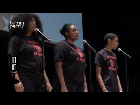 """Elizabeth Taylor, Vincent Snyder & Nia Lewis - """"Black History Month"""""""