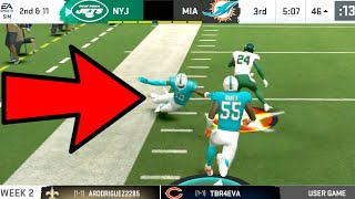 THE MOST SPECTACULAR FINISH TO A LEAGUE GAME! Madden 20 Online Franchise Gameplay