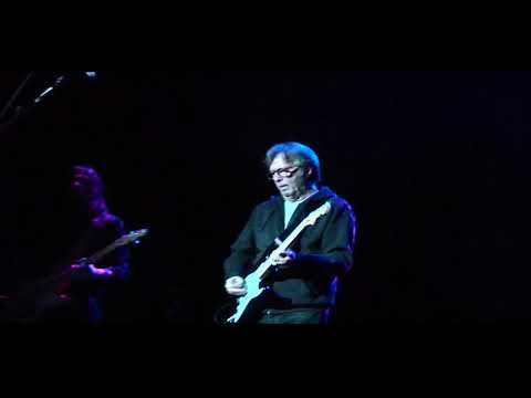 Eric Clapton at G Live 2018