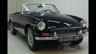 MGB cabriolet 1970-VIDEO- www.ERclassics.com
