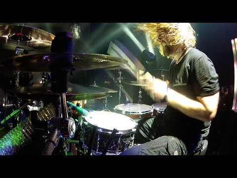 John Humphrey - Seether - Drummer Connection Interview