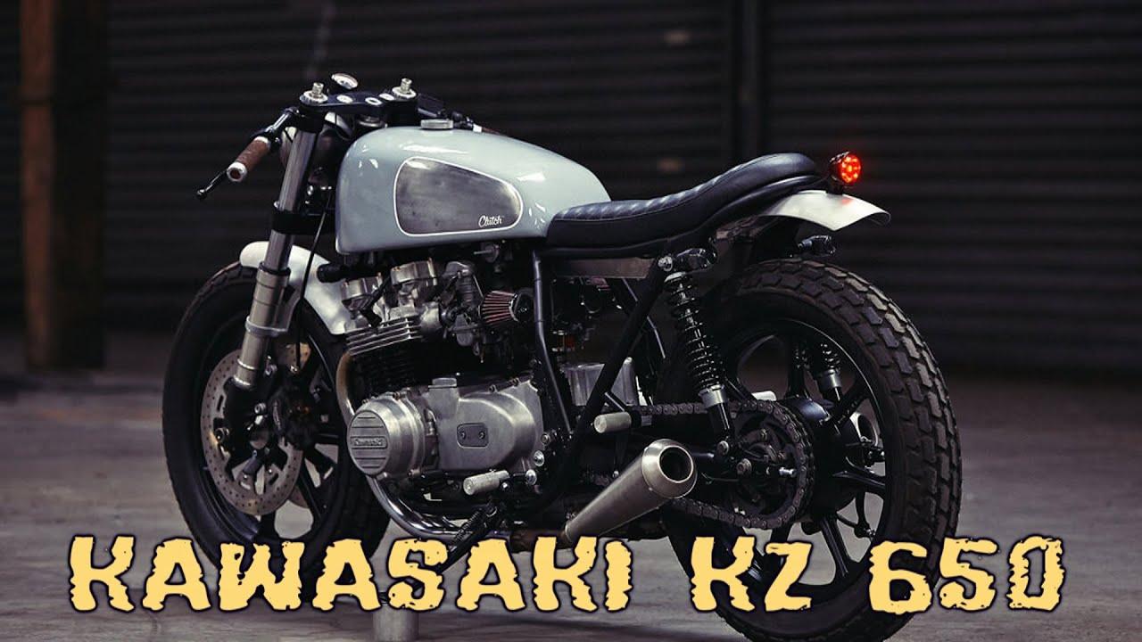 1978 Kawasaki Kz650 Cafe Racer 1979 K Z 650 Wiring Diagram You