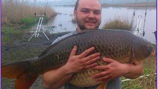 Wędkarska majówka życia na PZW,Big Fish 25 kg.Ćwierć tony karpia.