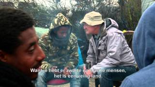 Studio PowNed: Vluchtelingen mondiger & Arnold Karskens in Calais