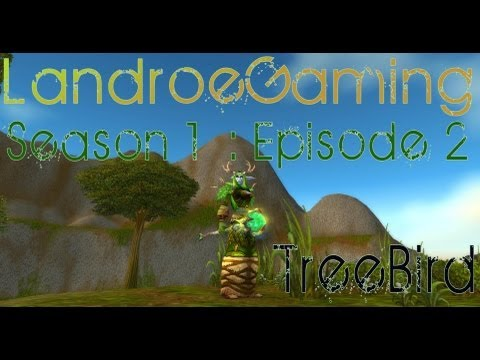LandroeGaming: S1 Ep 2 - Kev's ChatCast: Post Patch 5.2. PvP Restoration Druid Healing UI.