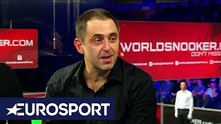 O'Sullivan: I'm No Longer Interested in 147s | English Open Snooker 2019 | Eurosport