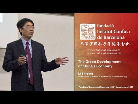 The Green Development of China's Economy