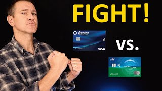 Chase Freedom Unlimited vs. Citi Double Cash  Which cash back credit card to choose?