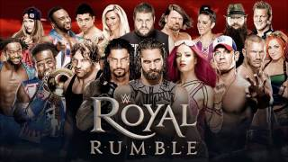 Wwe Royal Rumble 2017 Theme Song Lyrics