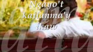 Ikaw with lyrics by Martin Nievera