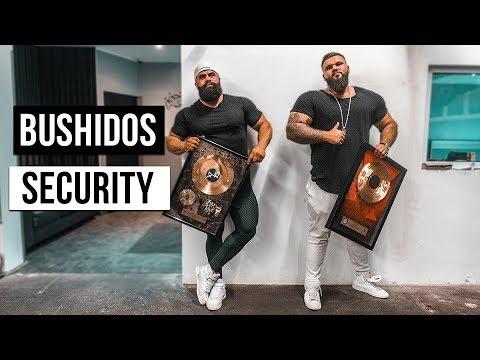 Wie ist das BUSHIDOS SECURITY ZU SEIN?
