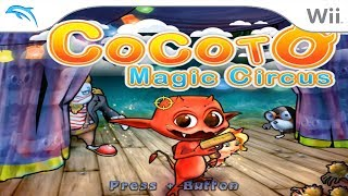 Cocoto Magic Circus | Dolphin Emulator 5.0-9497 [1080p HD] | Nintendo Wii