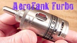 aerotank turbo by kanger