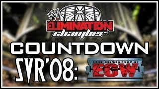 Elimination Chamber Countdown: Smackdown vs RAW 2008 -