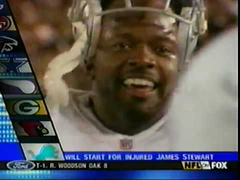 FOX NFL SUNDAY 2003 WEEK 1