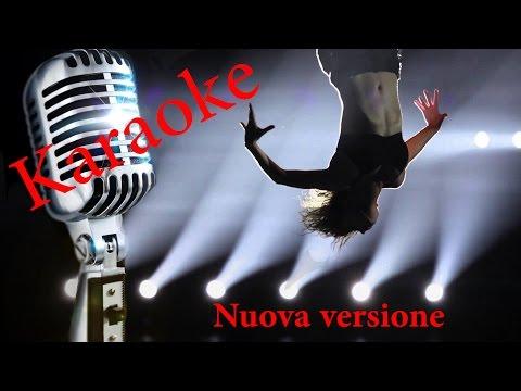 Occhi profondi - Emma Marrone - Karaoke nuova base musicale