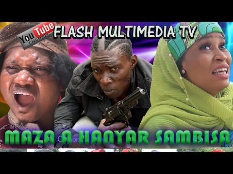 Sabuwar waka, Maza a hanyar Sambisa official video #Yamu Baba, Zainab Sambisa, Auwal Flash