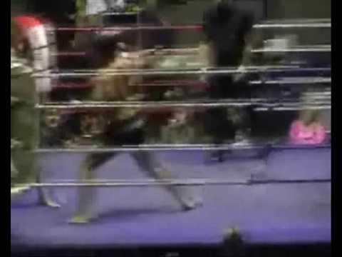 Paul McVeight vs. Augusto Frota