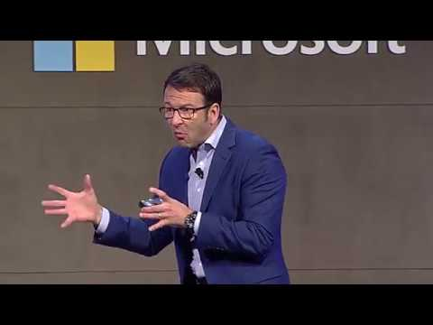 Microsoft Business Forward 2017 | Digital Transformation with the Microsoft Cloud