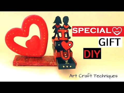 DIY | Last Minute Special GIFT IDEAS FOR HIM/HER/Boyfriend/Girlfriend/Husband/Wife