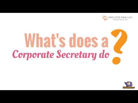 Singapore Company Corporate Secretary Services
