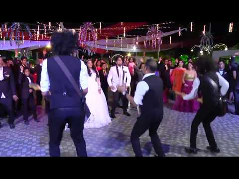 Follow the leader   Unique steps   Action song by the Goan top most band NH17  Soca Boys