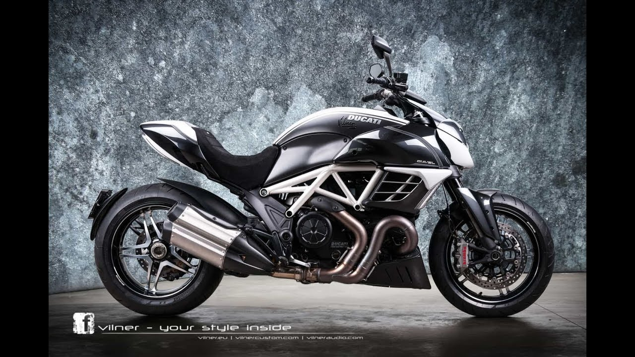 ? 2019 #Ducati #Diavel S 1260 AMG #CustomBike by Vilner Review