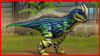 Jurassic World Game Mobile #38: Đột biến Gen Khủng long tạo thành Suprannotitan