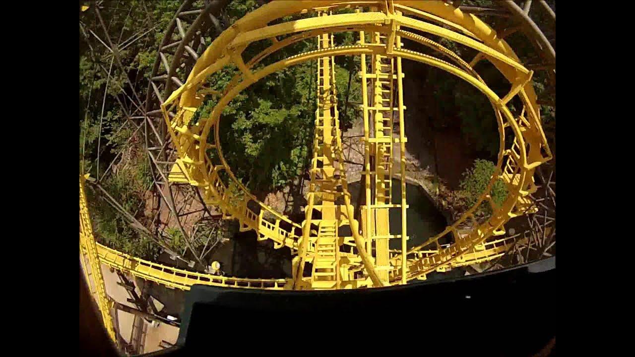 Loch Ness Monster POV - Busch Gardens Williamsburg - YouTube