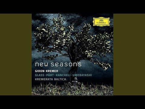 Glass: Violin Concerto No. 2 - The American Four Seasons - Song No. 1