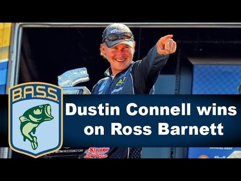 Dustin Connell wins at Ross Barnett Reservoir