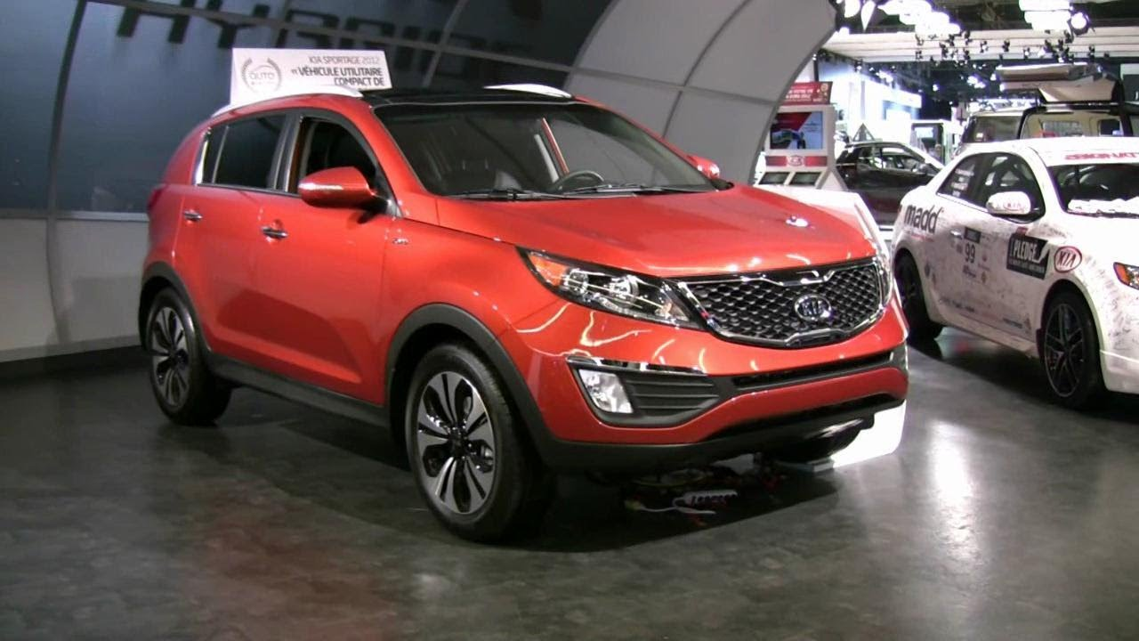 2012 kia sportage t gdi awd exterior and interior at montreal auto 2012 kia sportage t gdi awd exterior and interior at montreal auto show youtube sciox Gallery
