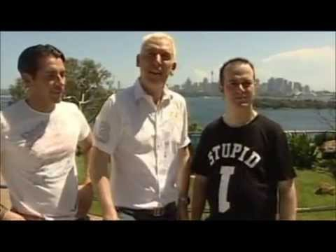 Scooter Band walks In Australia (2008)