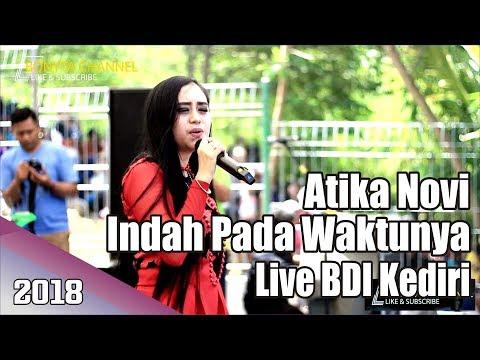 ATIKA NOVI INDAH PADA WAKTUNYA SAGITA LIVE BDI KEDIRI 2018