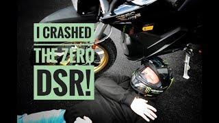 Zero DSR - I crashed the loan bike!