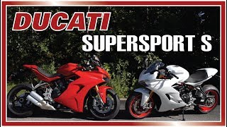 2018 Ducati SuperSport S - A Monster in Panigale Clothing