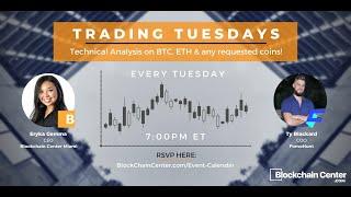 Trading Tuesday feat. @BankofEryka + @Tytaninc