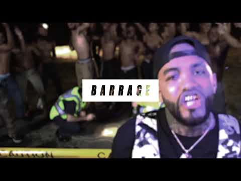 "[FREE] ""BARRAGE"" ~ Joyner Lucas x Logic Type Beat | Aggressive Rap Instrumental 2020"