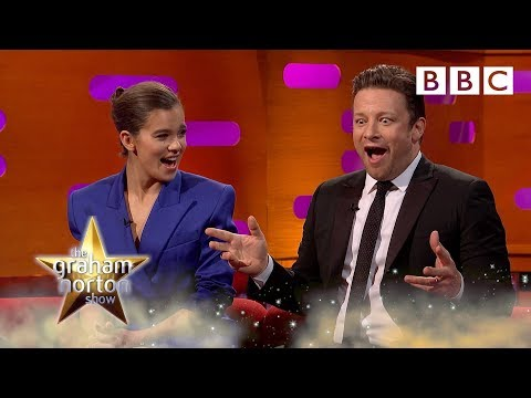 Why Jamie Oliver gave his grandmother viagra! 😱 - BBC
